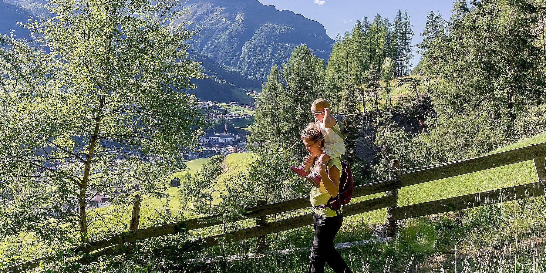 Urlaub in Sölden im Ötztal