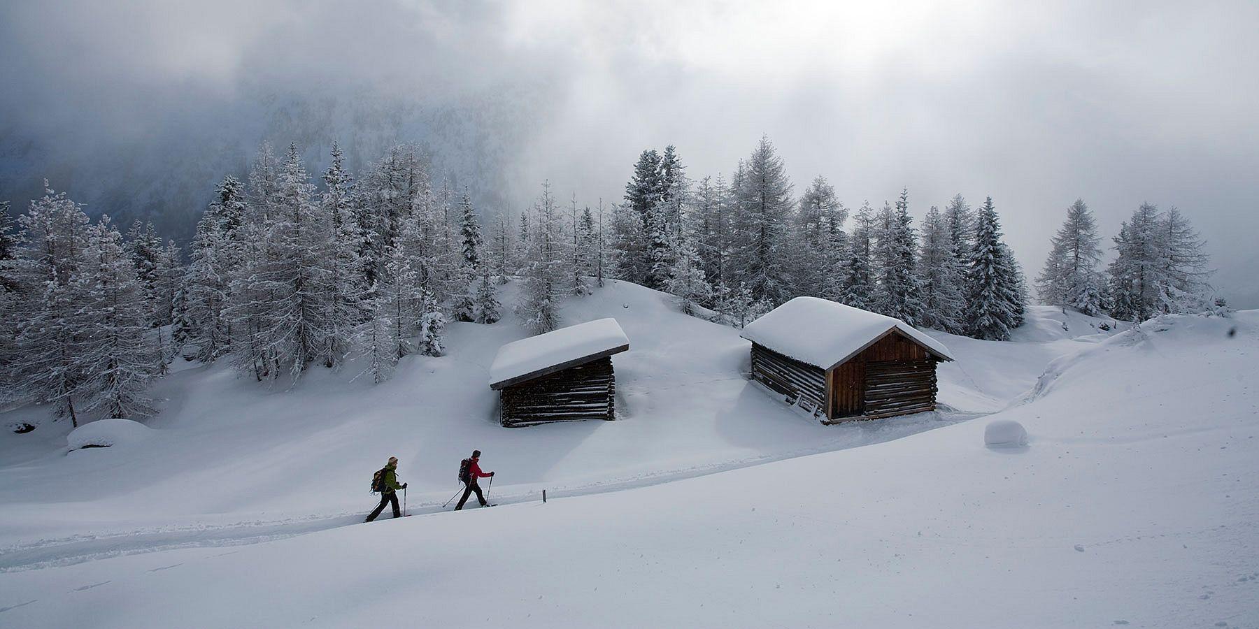 Winterwandern in Sölden