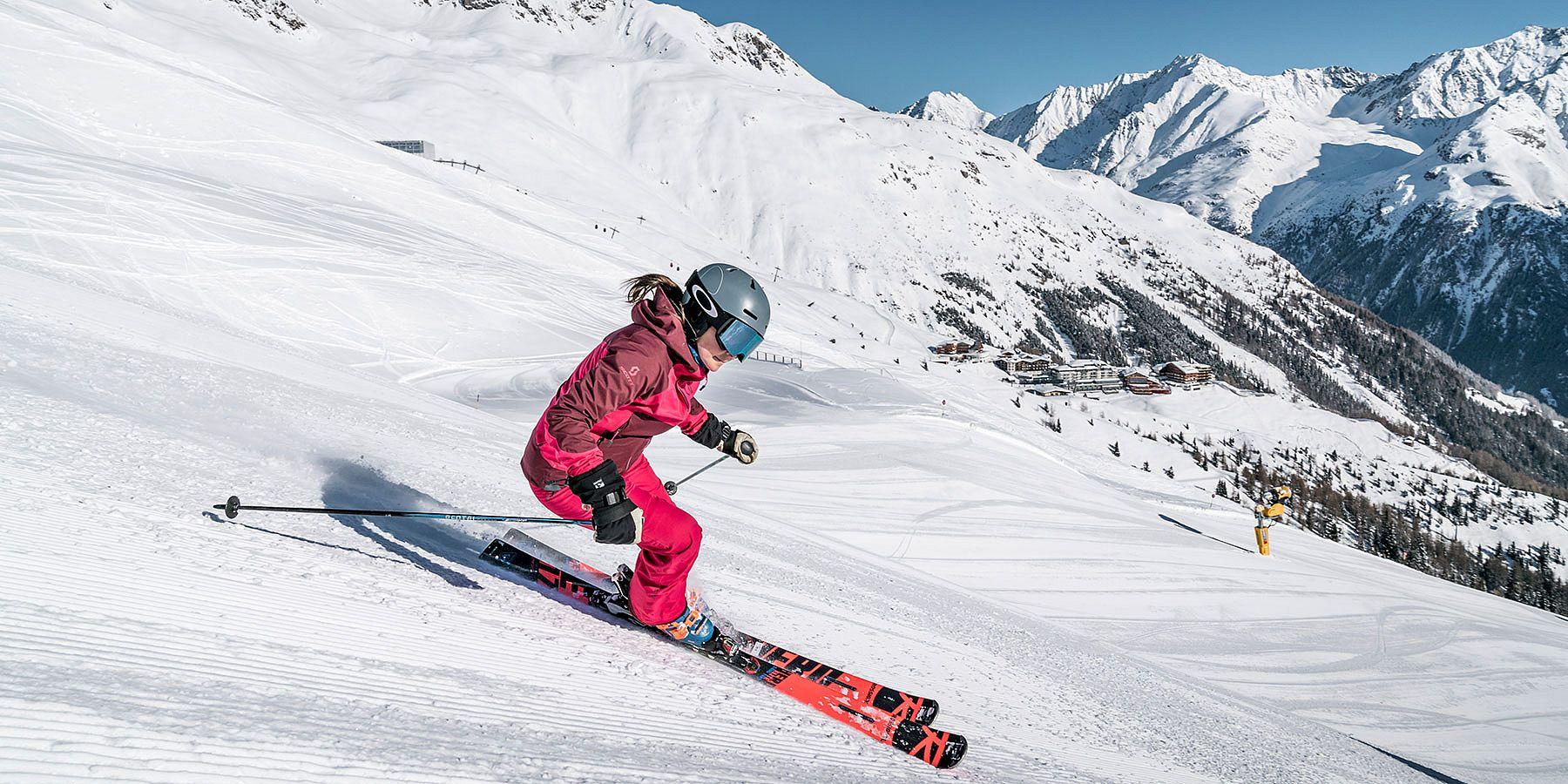 Skiurlaub in Sölden