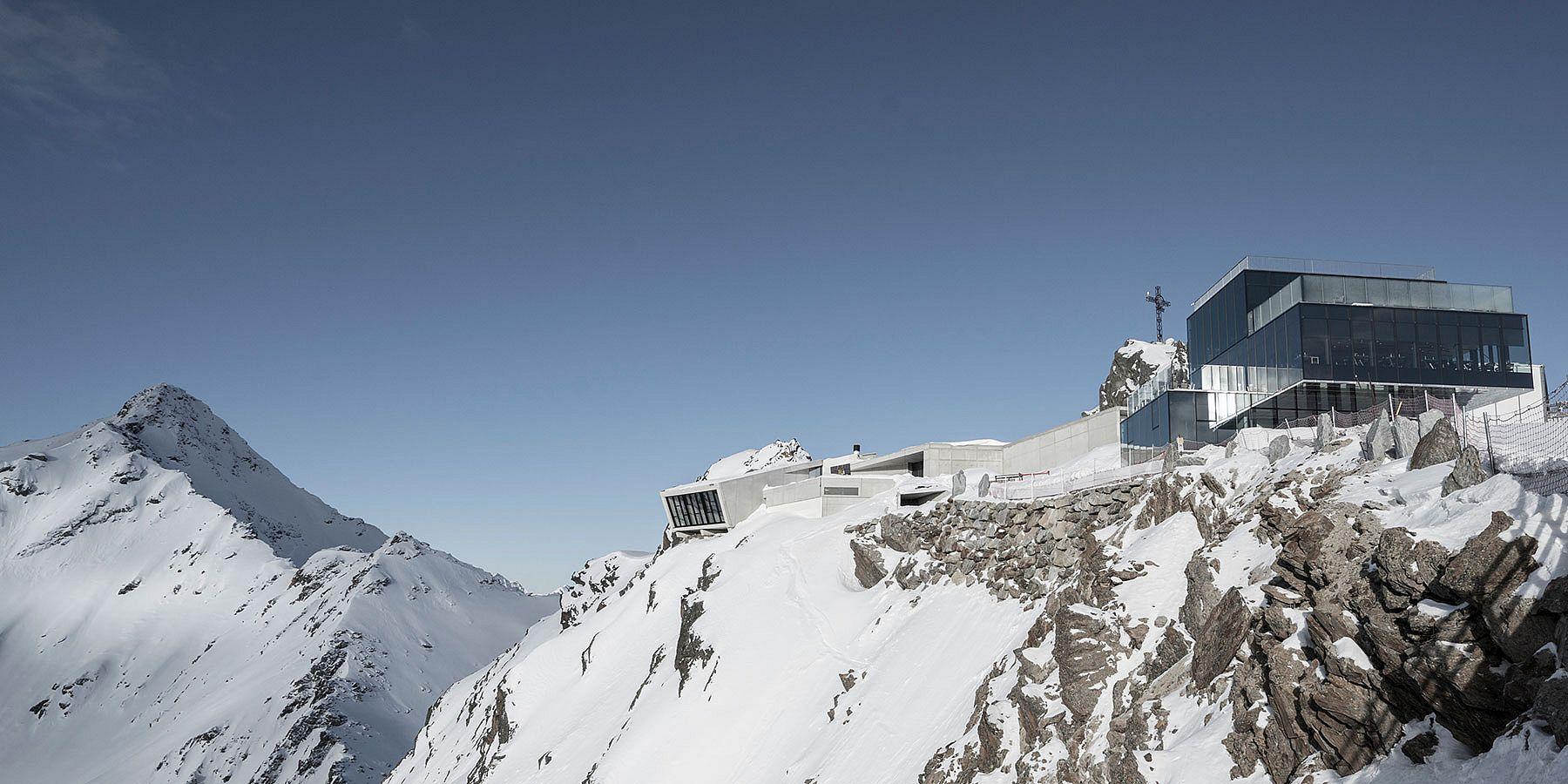 007 Elements und ice Q im Winter