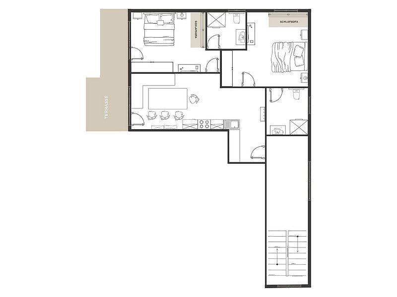 """Apartment """"Alpenveilchen"""""""