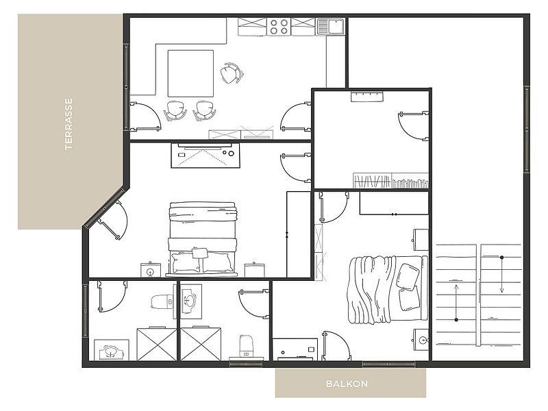 """Apartment """"Gänseblümchen"""""""